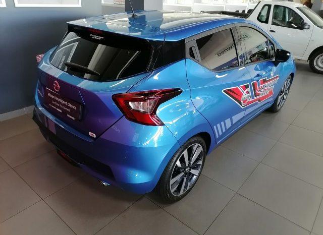 Nissan Micra  1.0T Tekna (84kW) 2020 full