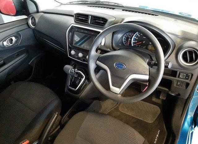 Datsun GO  1.2 Lux Auto 2020 full