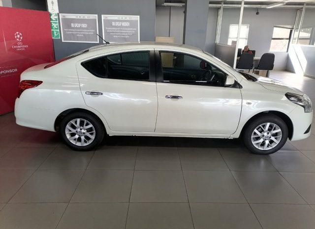 Nissan Almera  1.5 Acenta Auto 2018 full